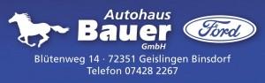 Autohaus Bauer Logo